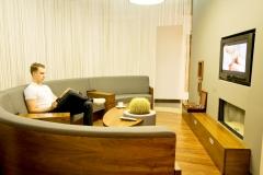 Clinique dentaire Hongrie - salles d'attentes 5 photo