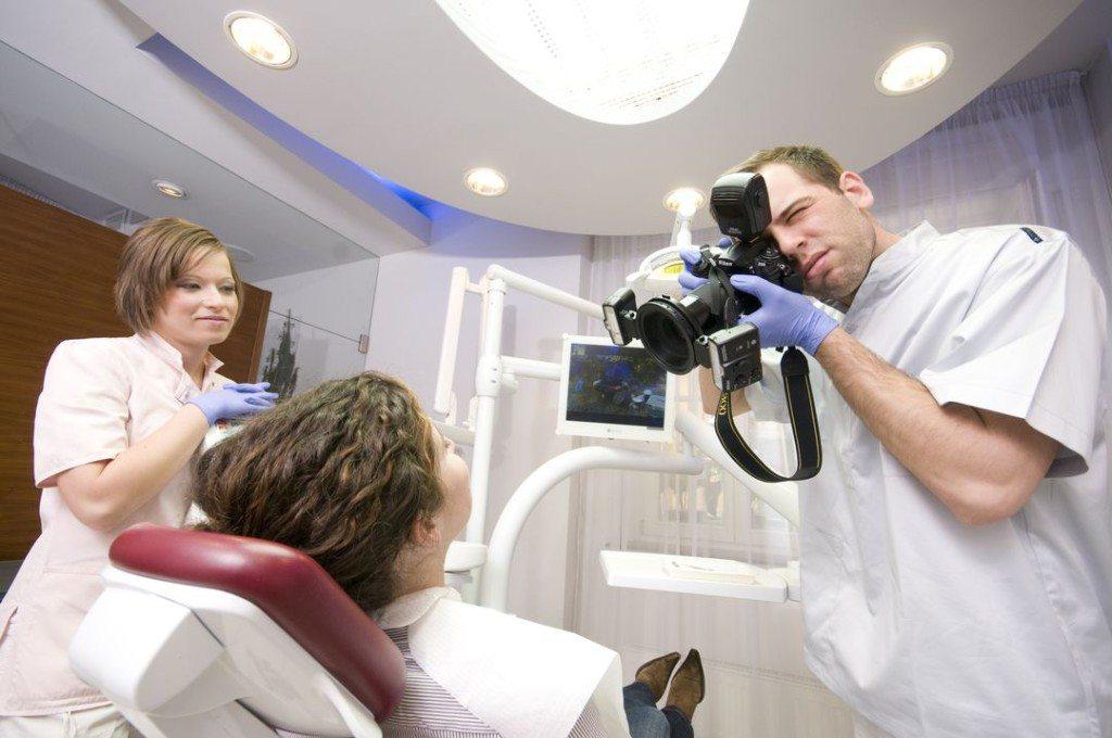 Dentalfotografie bei Moritz Dental Zentrum in Ungarn