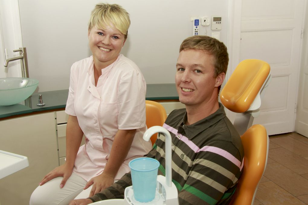 Parodontitis zu behandeln bei Moritz Dental Zentrum