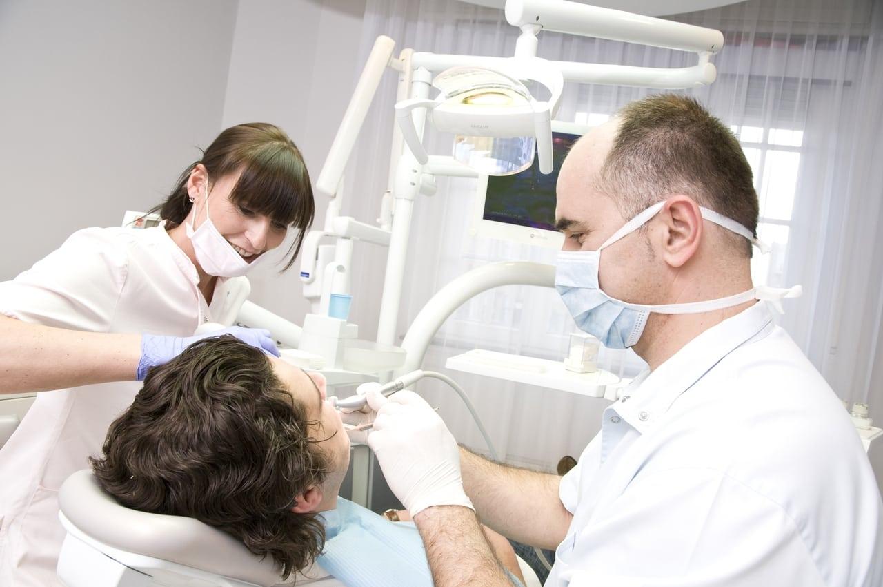 Zahnmedizinische Dienstleistungen bei Moritz Dental Zentrum